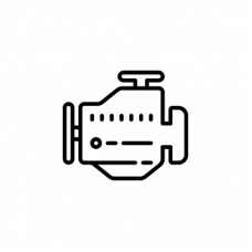Двигатель сканера